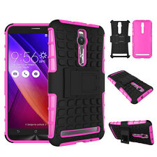 "For ASUS Zenfone 2 5.5"" ZE551ML Case Hybrid Shockproof Armor Kickstand Cover"