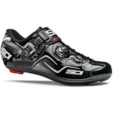 Sidi KAOS BLACK ROAD SHOES SIZE 42