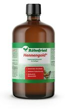 Röhnfried Hennengold 1L - Mineralien und Spurenelemente für Geflügel