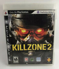 Killzone 2 PS3 (Sony PlayStation 3, 2009) COMPLETE - Fast Free Shipping