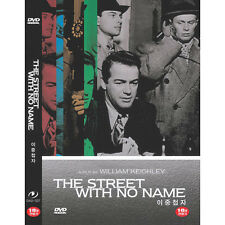 The Street With No Name,1948 (DVD,All,NEW) William Keighley, Richard Widmark