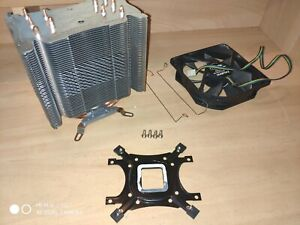 ZALMAN CNPS 10X Ultra Quiet CPU Cooler Intel & AMD fittings