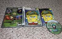 SpongeBob SquarePants Battle for Bikini Bottom (Microsoft Xbox, 2003) Complete