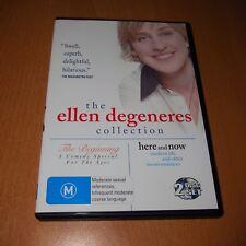 THE ELLEN DEGENERES COLLECTION ( DVD , 2 DISC SET REGION 4 )