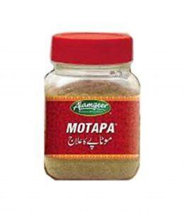 Motapa Powder Alamgeer Long Expiry Date 100g x 2 Jar