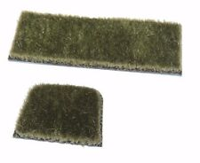 Archery 2 Pc Adhesive Green Super Hair Rug Carpet Bow Arrow Rest Traditional