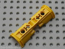 LEGO TECHNIC yellow Pneumatic Cylinder Bracket 53178 / Set 8275 8421