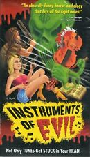 Instruments of Evil VHS Videonomicon 2016 Limited Edition anthology