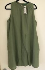 United Colors Of Benetton A-line Dress Size Large