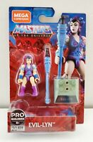 2019 Mega Construx Masters of The Universe Evil-Lyn 20 Pieces Mini Figure