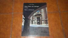ROMAGNA SANTA MARIA DEL SUFFRAGIO IN TRENTO CHIESA E CONFRATERNITA I ED. 1978