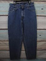 NEW Levi Strauss 550 Relaxed Fit Blue Denim Jeans Men's Size 30 x 32 - H293