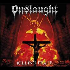 Onslaught - Killing Peace (NEW CD DIGI)