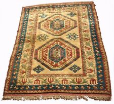A Superb Caucasian Style Rug with Soft Wool
