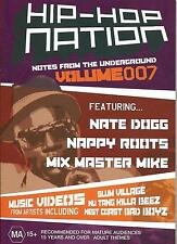 HIP HOP NATION - NOTES FROM THE UNDERGROUND VOLUME - 007