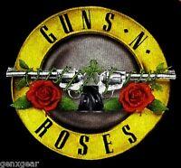 GUNS N' ROSES cd cvr APPETITE LOGO Official Baby ONE PIECE Shirt 6 Months New