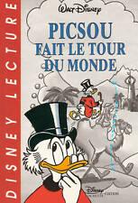 Livre Picsou fait le tour du monde - Disney Lecture