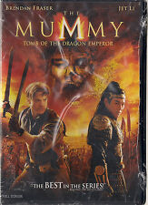MUMMY 3 TOMB OF THE DRAGON EMPEROR (DVD, 2008, Full Screen) NEW