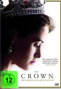 The Crown - Die komplette erste Season DVD NEU