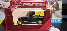 MATCHBOX MODELS OF YESTERYEAR 1927 TALBOT VAN Y-5 1/47 SCALE DUNLOP 1984