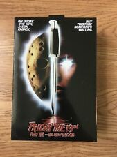 NECA FRIDAY THE 13TH PART VII THE NEW BLOOD JASON VOORHEES FIGURE BRAND NEW!!!!!