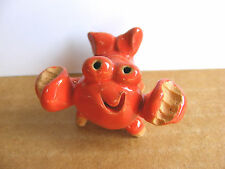 Little Guys Lobster Miniature Animal Figurine Cindy Pacileo Pottery