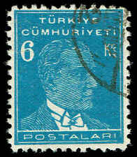 Scott # 746 - 1931 - ' Mustafa Kemal Pasha (Kemal Ataturk) '