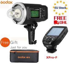 Eu Godox Ad600bm 600w HSS Studio Flash Xpro-f Trigger Case Kit for Fujifilm