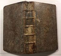 1731 DE LA MOTHE FENELON OEUVRES SPIRITUELLES LETTRES LIVRE BOOK PRINCE DIEU