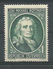 Österreich 1954 300. Geburtstag von Michael Rottmayr **