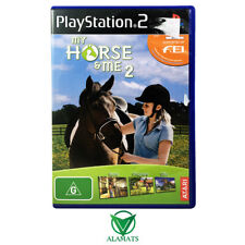 My Horse & Me 2 (PS2) Very Good - Horse Racing / Equestrian  - RARE - PAL