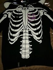 Lifted Research Group - Dead Serious Hoodie. 100% Authentic. XL Kanye Skeleton