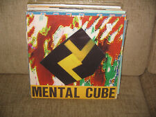 Mental Cube – Chile Of The Bass Generation UK EDITION SINGLE LP