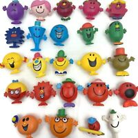 Lot of 24 Mr Men Little Miss McDonalds 2019 Happy Meal Figures All Different