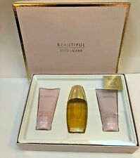 Beautiful Estee lauder gift set Perfume 2.5 fl oz Body lotion, Bath body 2013