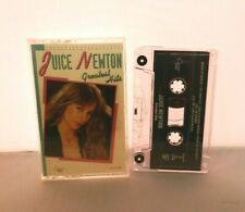 "Juice Newton Greatest Hits Cassette Tape 1991 Country Pop  ""It's A Heartache"""