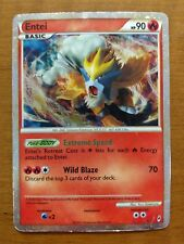 Pokemon Entei SL3 HP English Call Of Legends Ultra Rare Holo