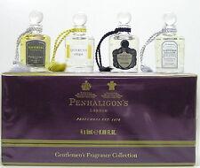 Penhaligon s Gentlemen s Collection Miniatur Set 4 x 5 ml