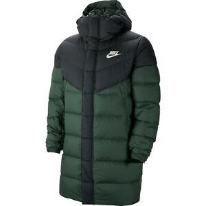 Nike Herren Jacke Sportswear Down Fill Windrunner Parka Mantel CU0280-045 Neu L