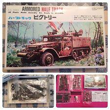 KIT DI MONTAGGIO BLUE TANK 1/35 TK-9005 U.S. ARMY ARMORED HALF TRACK MIB