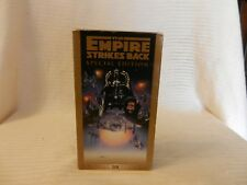 The Empire Strikes Back (Vhs, 1997, Special Edition) Harrison Ford, Carrie Fishe
