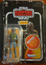 Star Wars The Empire Strikes Back Retro Collection Boba Fett Kenner Disney