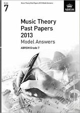Music Theory Past Papers 2013 Model Answers ABRSM Grade 7 Exam Book S111