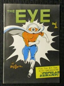 1965 Spring THE EYE SPECIAL #1 FN+ 6.5 Biljo White House of Comics