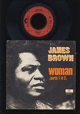 James Brown - Woman Part 1 - Woman Part 2 - HOLLAND