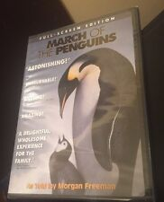March of the Penguins (DVD, 2005)**New**