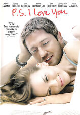 P.S. I Love You ~ Gerard Butler Hilary Swank Lisa Kudrow ~ DVD ~ FREE Shipping