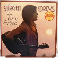 Jürgen Drews + CD + Ein neuer Anfang + Special Edition Digitally Remastered