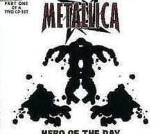 METALLICA  Hero of the Day: SINGLE: CD NEW
