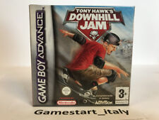 TONY HAWK'S DOWNHILL JAM - NINTENDO GAME BOY ADVANCE GBA - GIOCO NUOVO PAL NEW